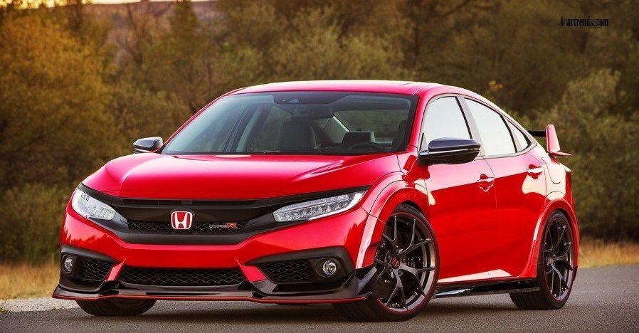 2018 Honda Civic Type R Price Specs Interior Car Autos