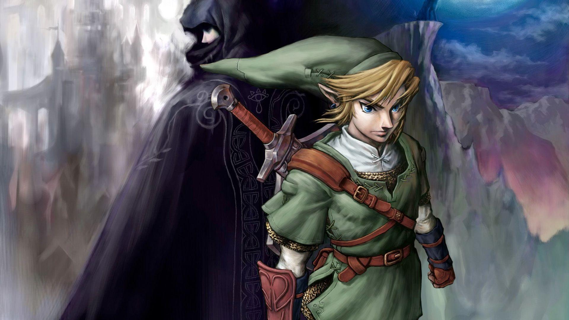 The Legend Of Zelda Hd High Quality Wallpapers Download Legend