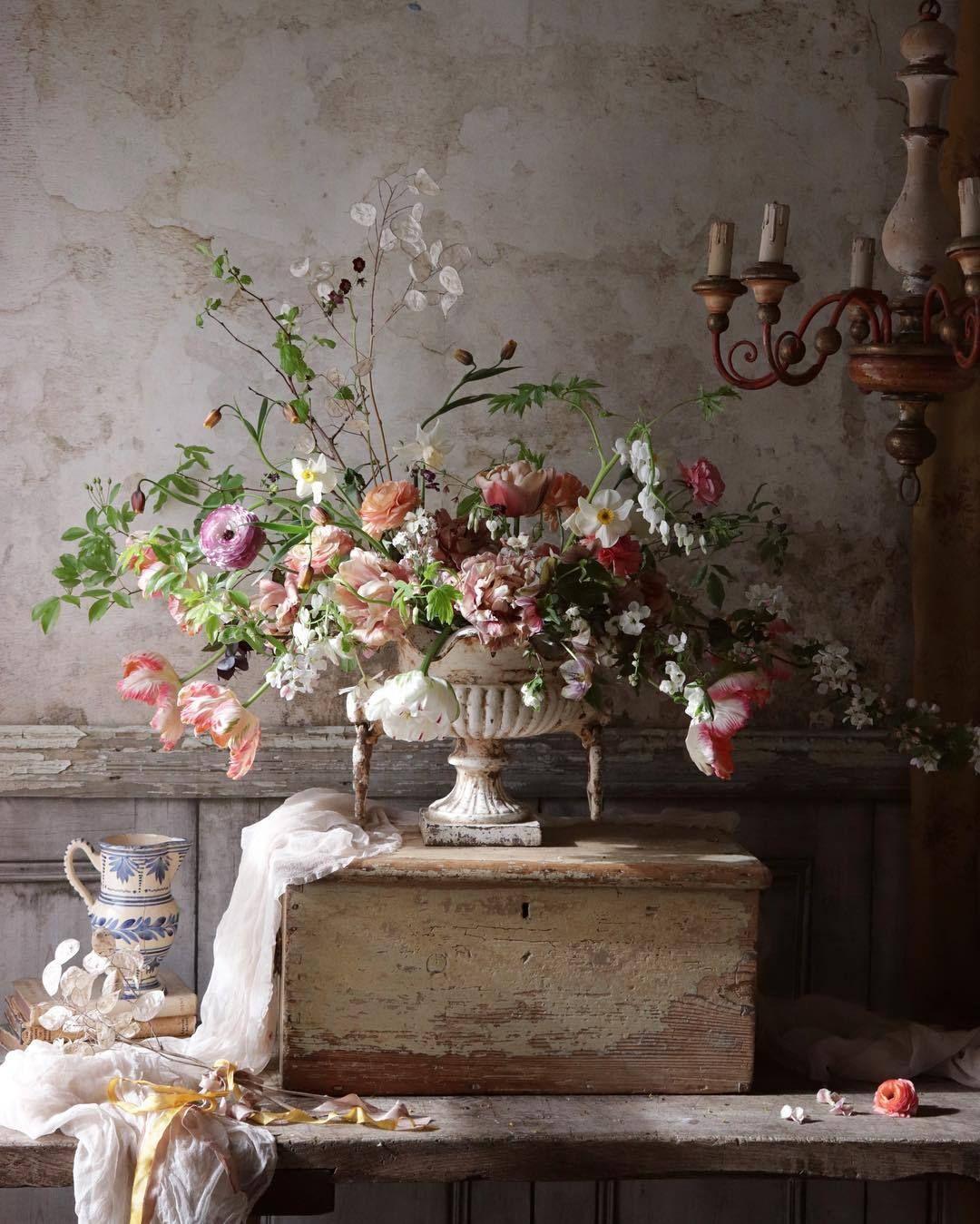 A Whimsical Romance Beautiful Flower Arrangements Beautiful Flowers Flower Arrangements