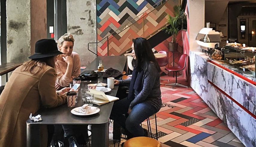 14 Cutest Restaurants To Go On A Bff Date In Toronto Narcity