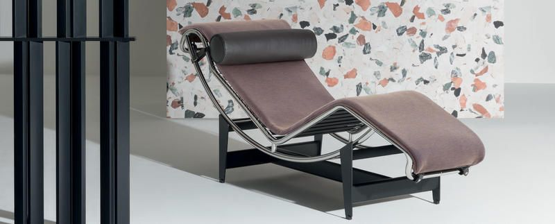 LC4 Sessel Wurde Von Le Corbusier, Pierre Jeanneret, Charlotte Perriand  Entworfen. Erfahren Sie