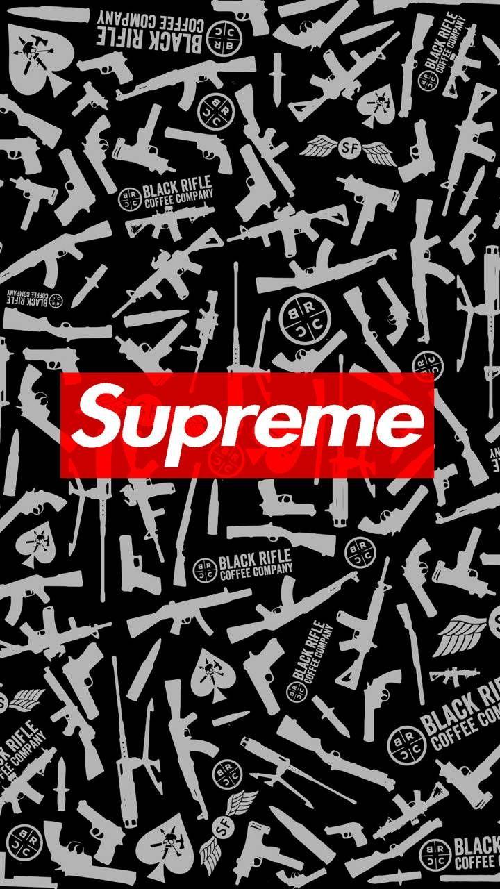 Supreme Wallpaper Hd Zedge Logo Image in 2020 Supreme