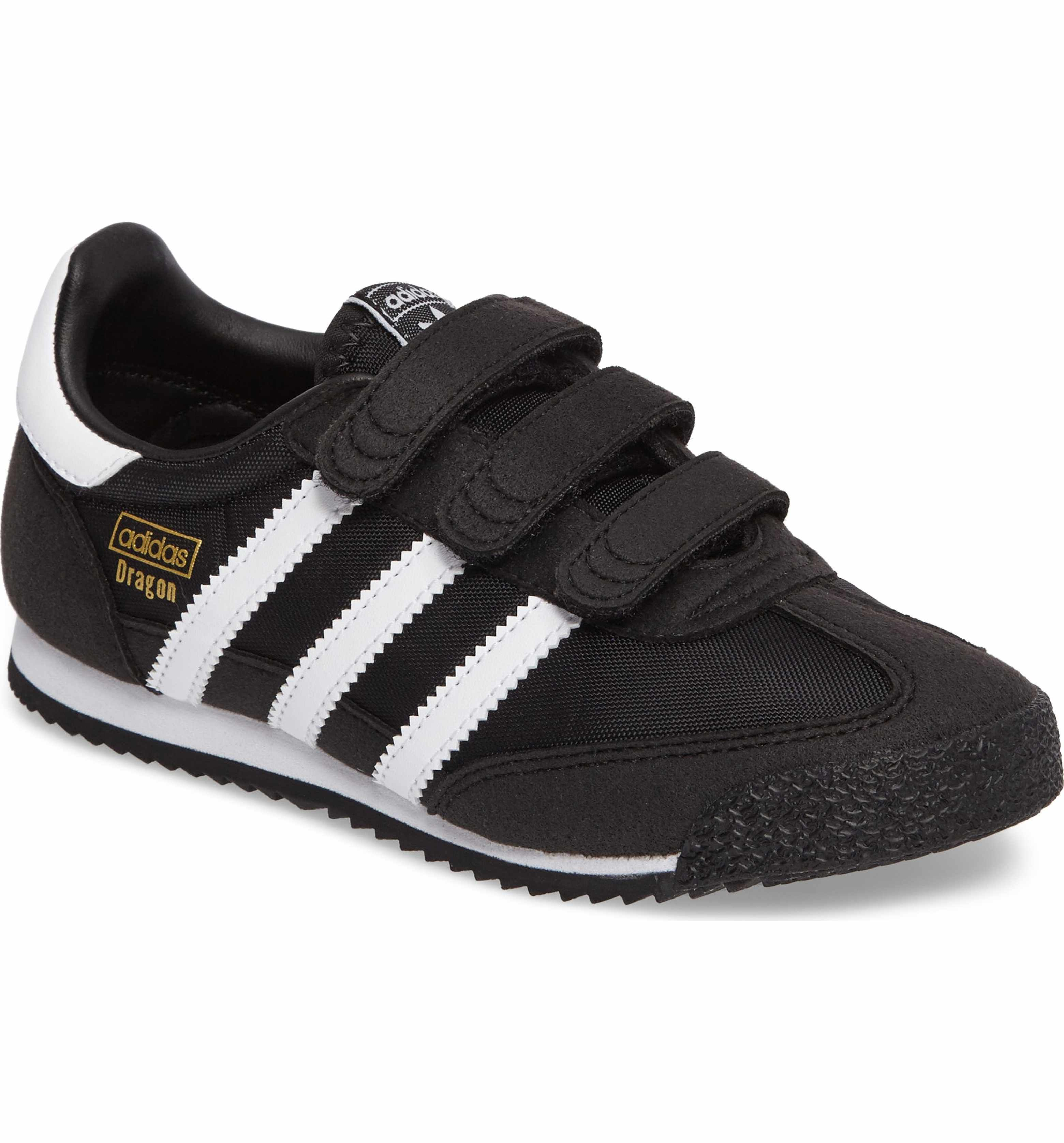 adidas dragon zwart baby