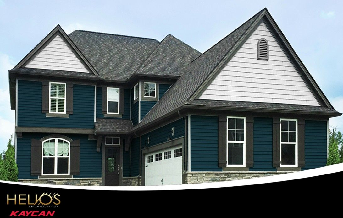 7 Popular Siding Materials To Consider: Kaycan's Verona Collection In 2019