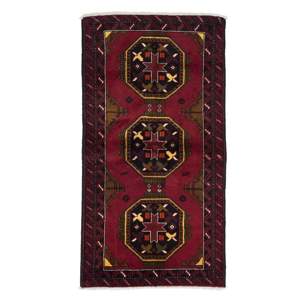 """Bloomingdale's Baluch Collection Persian Rug, 3'3"""" x 6'"""