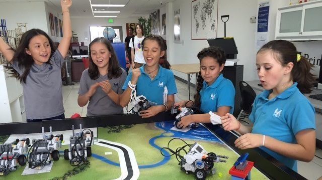 #orbispanama Canyon Crest Academy group to bring robotics to Panama - Del Mar Times #KEVELAIRAMERICA