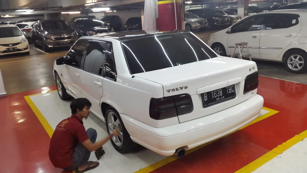 Volvo S70 T5 At Sunroof Carbon Panel