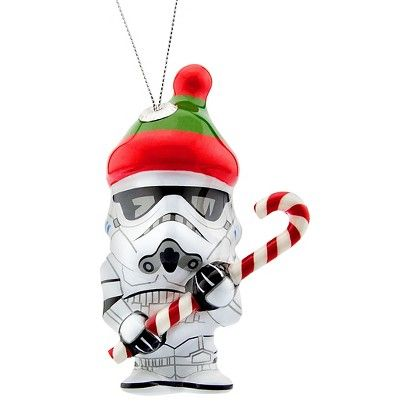 Star Wars Storm Trooper Decoupage Ornament