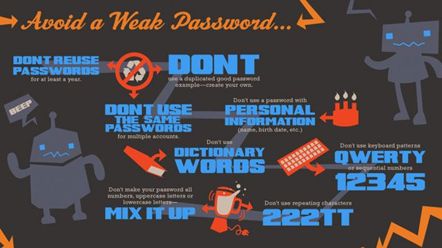 1000+ images about Online security Infographics on Pinterest ...