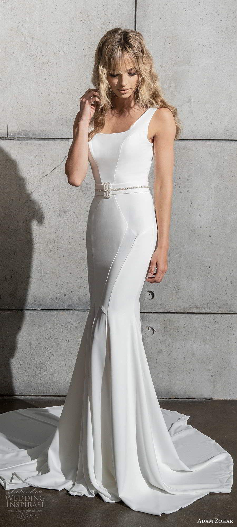 "Best Romance  2021 First Look: Adam Zohar 2021 Wedding Dresses — ""Romance"" Bridal"