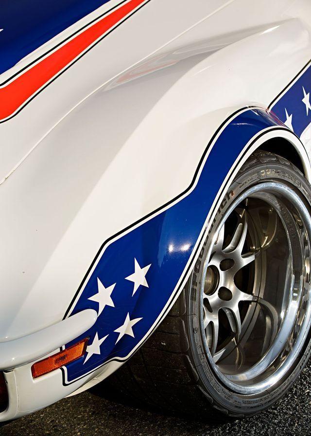 1972 C3 Corvette