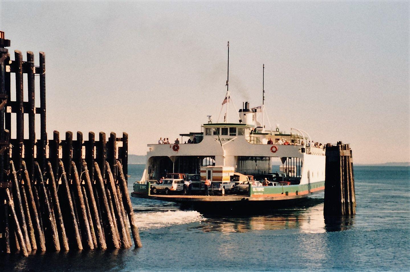 MV Olympic; Washington State Ferries