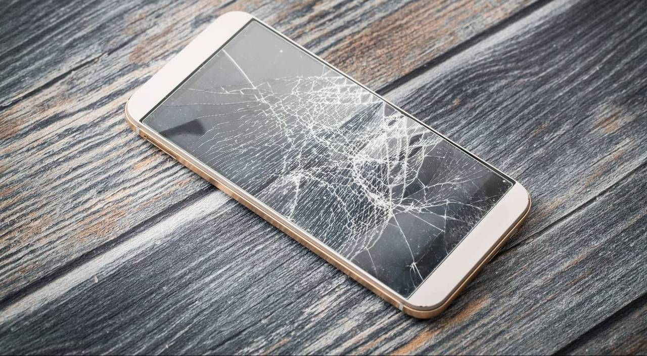 There S A New Solution For Your Broken Smartphone Self Healing Iphone Screen Repair Sony Mobile Phones Mobile Phone