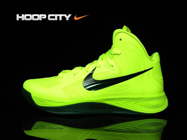 quality design 685a4 87028 Nike Zoom Hyperfuse 2012 – Volt Gorge Green