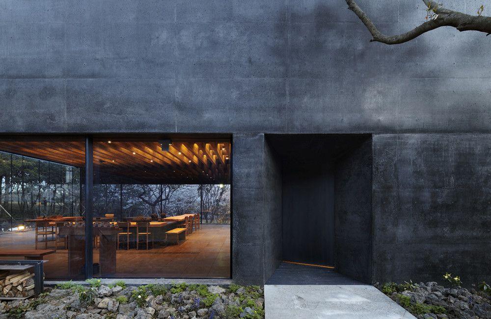 Pabellones Casa de Té Osulloc,© Yong-Kwan Kim