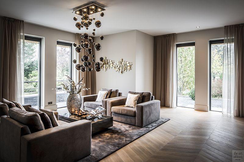 Luxe Woonkamer Inrichten Cindy Philips Woonkamer Inrichting Luxe Woonkamer Huis Interieur