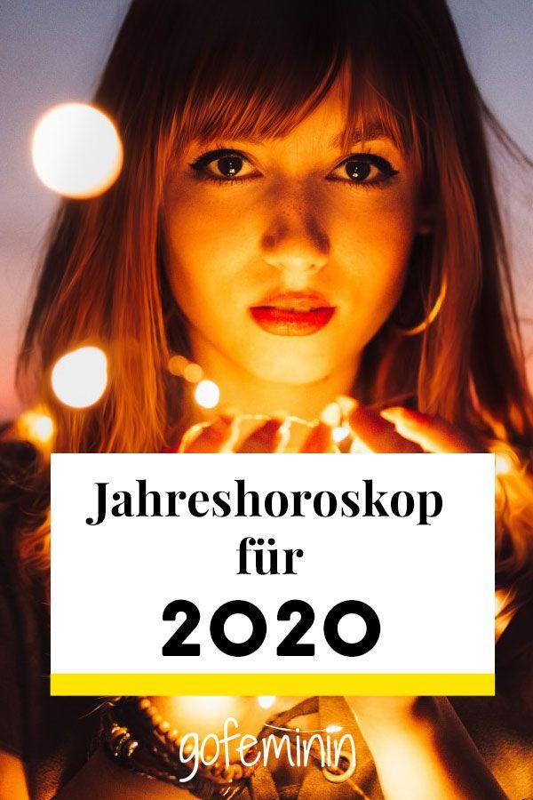 Jahreshoroskop 2020: DAS erwartet dich im neuen Jahr