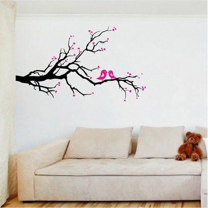 love branch birds wall art from next wall stickers | things for our