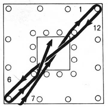 Thumbnail of flower loom winding instructions ♥LLK♥ with