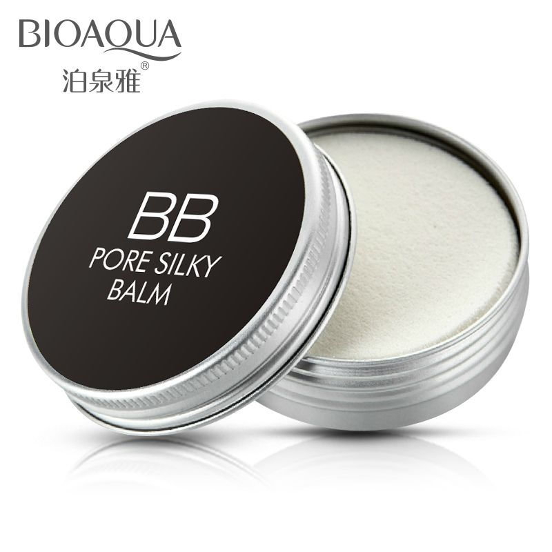 BIOAQUA Make-Up Basis Blemish Balm BB Creme Emulgieren Salbe Ölsteuer Schrumpfen Poren Nude Make-Up Muss Haben