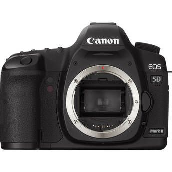 This Is Ally S Camera The Canon Eos 5d Mark Ii Digital Camera Body Only We Use It To Capture All Of The Frame With Images Digital Slr Camera Canon Eos