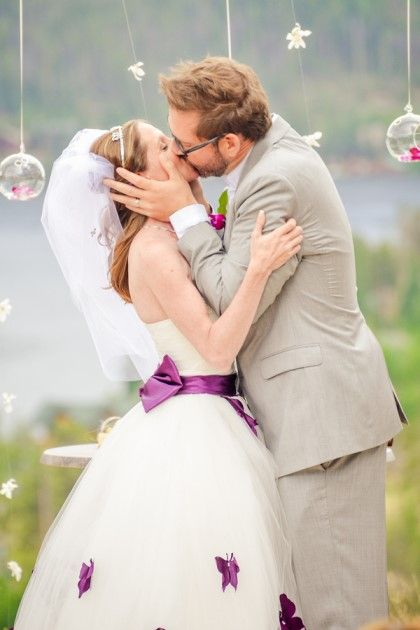 Lisa + Matt: Grand Lake Lodge Wedding in Rocky Mountain National Park, Colorado | Image: Elevate Photography