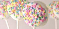 Raspberry Confetti Kisses | eASYbAKED