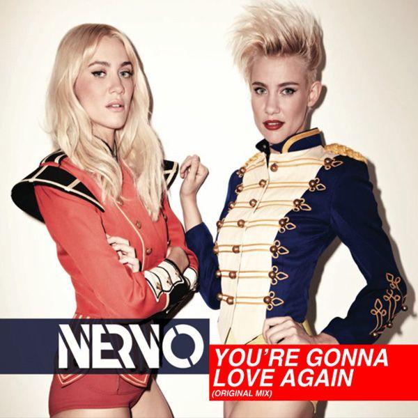 Nervo – You're Gonna Love Again (single cover art)