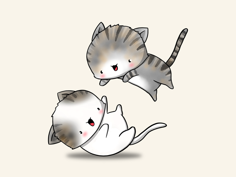 Cute Cat Png Png Collections At Sccpre Cat Kucing Png