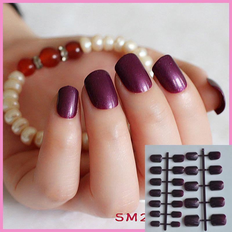Productos Del Salón Del Clavo DIY Shimmer Glitter Uva Morada 24 ...