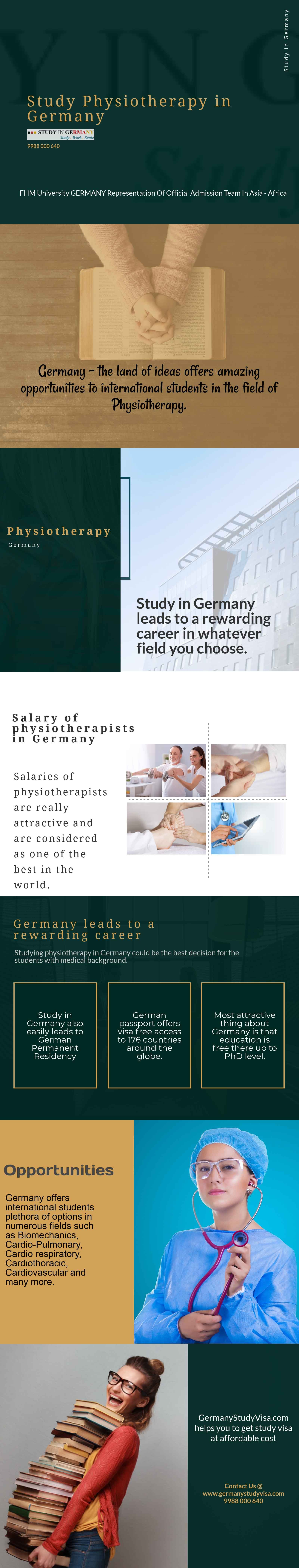 Study Physiotherapy in Germany. (With images