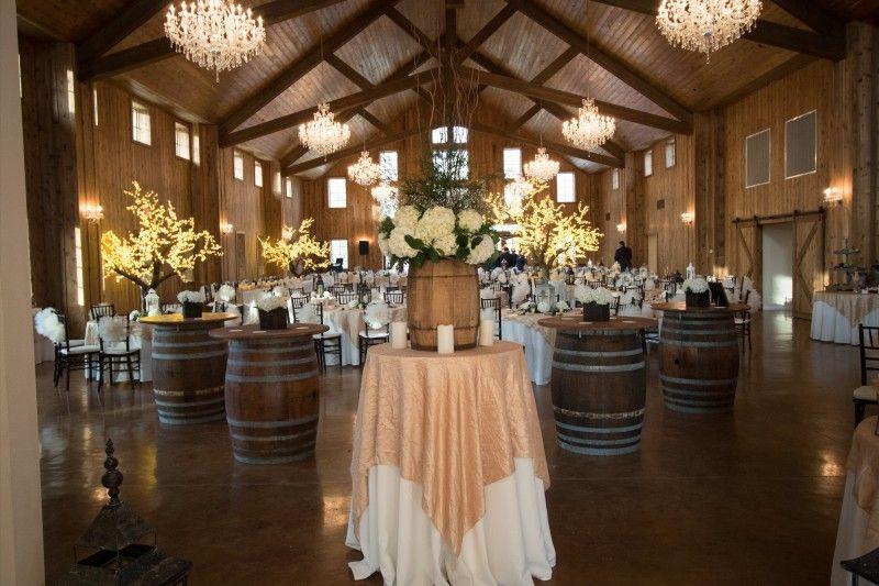 The Carriage House Houston Wedding Venue