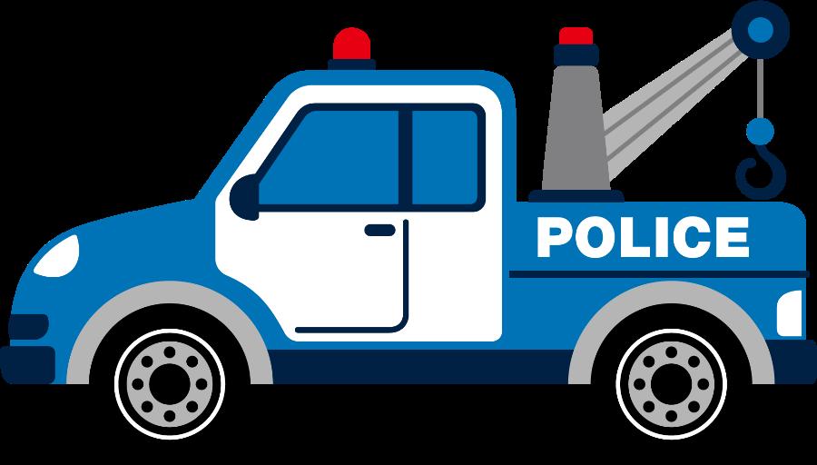 Bombeiros E Policia Bb 0403 10 Png Minus Cardboard City Police Birthday Kids Clipart
