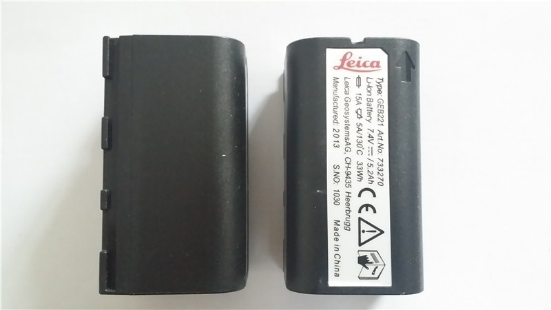 54.00$  Buy here - http://ali3q6.shopchina.info/go.php?t=32725345781 - 1pcs Top Quality NEW For LEICA GEB221 Survey Instrument Batteries 7.4V Li-ion GPS Rechargeable Battery Free Shipping  #magazine