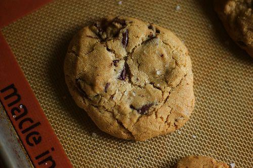 Gluten-Free 36-hour chocolate chip cookies II