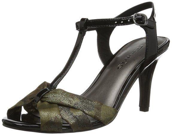 Tamaris 1-1-28311-22 Damen Sandalen: Amazon.de: Schuhe & Handtaschen