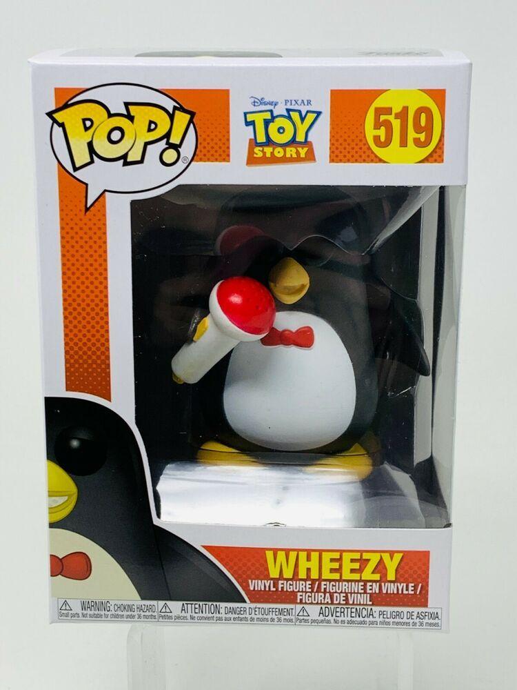 Disney Toy Story Wheezy #519 Funko Pop
