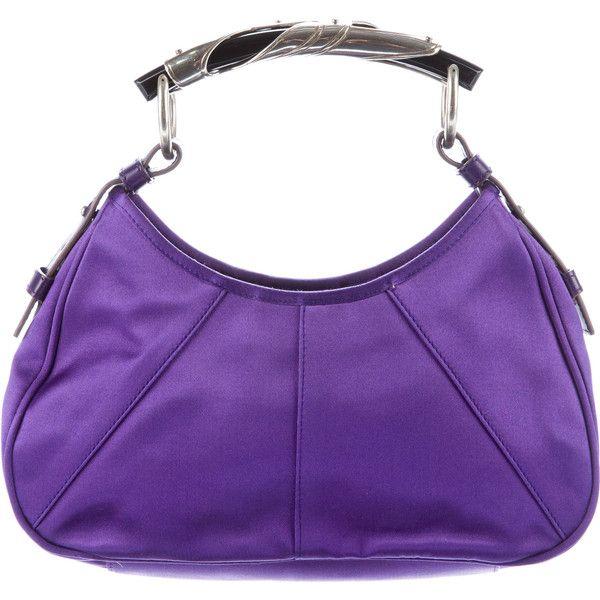 Saint Laurent Pre-owned - Mombasa cloth handbag eTZGRU