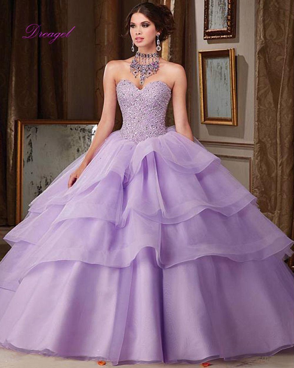 Resultado de imagen para vestidos de 15 años | vestidos de 15 ...