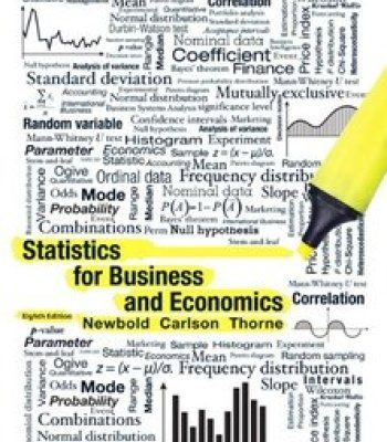 Statistics for business and economics 8th edition pdf business statistics for business and economics 8th edition pdf fandeluxe Gallery