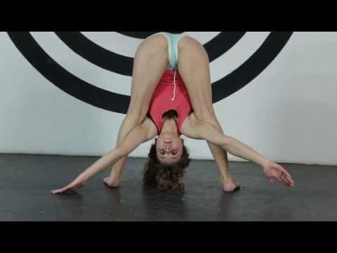 gymnastic stretch flexibility amazing contortionist