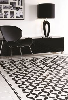 Bavaria Range / Odyssey Collection From Original Style / Decorative Floor Tiles - @MaterialPlans