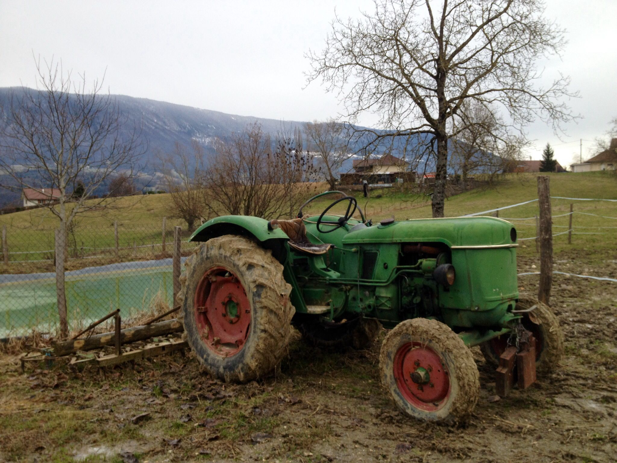 again an old deutz buldogs tractors old tractors und. Black Bedroom Furniture Sets. Home Design Ideas