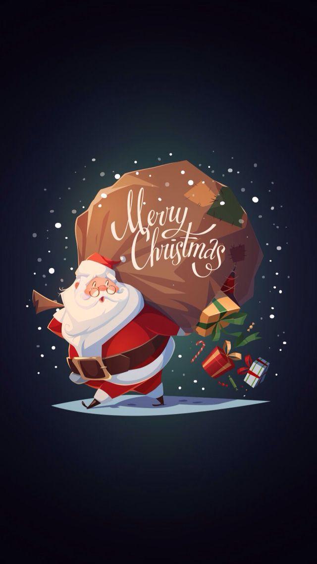 Weihnachtstapeten #christmaswallpaperiphone