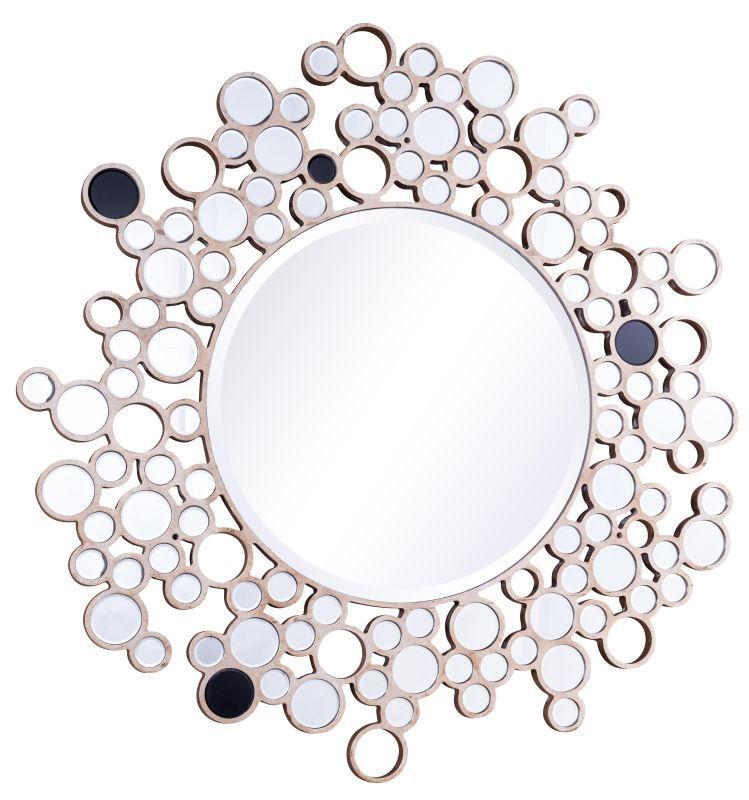 Elegant Lighting Mr 3105 47 1 5 X 47 1 5 Wall Mirror From The