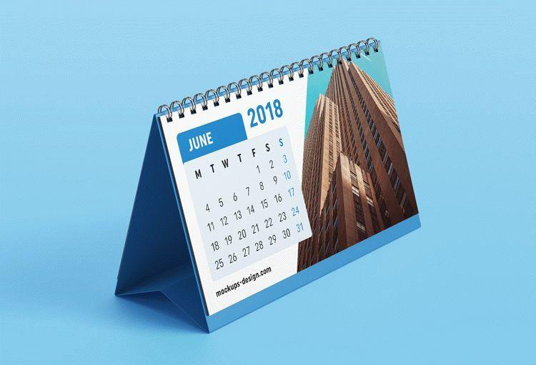 Free Desk Calendar Mockup Mockupfree Co Desk Calendar Mockup Desk Calendar Free Print Calendar