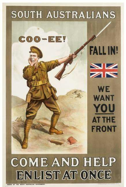 Pin By Emily On History Australia Advertisements World War One World War Wwii Posters