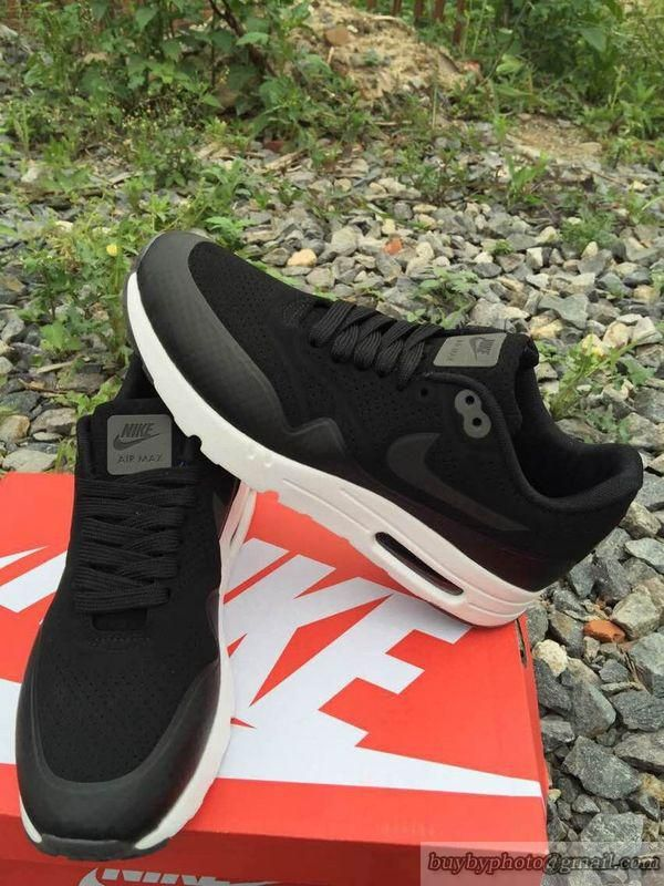 """Men's And Women's NIKE Air Max 1 Running Shoes """"Ultra Moire"""" Hot Sale All"""