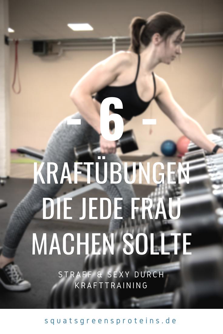 Photo of Die besten Kraftübungen für Frauen im Fitnessstudio