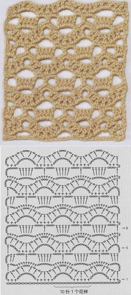Вязание крючком | CROCHET 2 | Pinterest | Croché, Ganchillo y Tejido ...